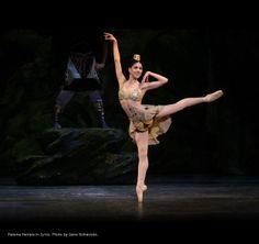 American Ballet Theatre | Sylvia. Paloma Herrera