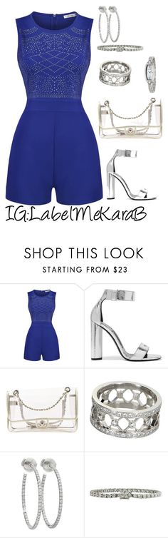 """""""KB019"""" by labelmekarab on Polyvore featuring Tom Ford, Chanel, Tiffany & Co. and Pulsar"""