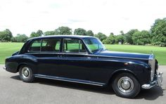 Chassis Limousine by Mulliner Park Ward for Sergio Leone Rolls Royce Limousine, Rolls Royce Cars, Bentley Rolls Royce, Rolls Royce Silver Cloud, Sergio Leone, Bentley Car, Rolls Royce Phantom, Bentley Continental, Automobile