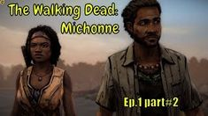 The Walking Dead Michonne - ABOUT - The Walking Dead: Michonne is an episodic interactive drama graphic adventure survival horror based on Robert Kirkman's T. Walking Dead Comic Book, The Walking Dead, Book Series, Drama, Boyfriend, Comic Books, Adventure, Youtube, Movie Posters