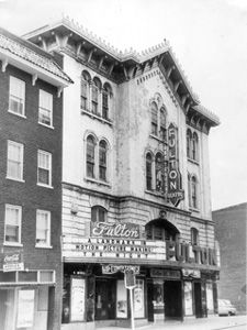 The Fulton Opera House