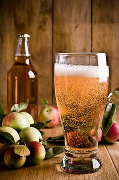 How to Make Apple Cider - from starting an orchard, choosing apple tree varieties, building a DIY cider press, and making the cider! From MotherEarthNews.
