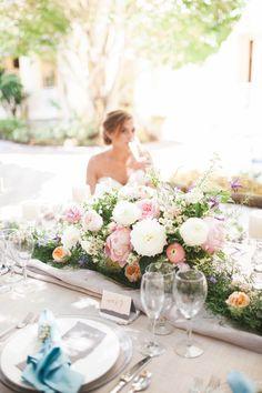 Photo - Megan Schaap Florals - Kaleidoscope Flowers & Botanicals Styling - Along Came Stephanie