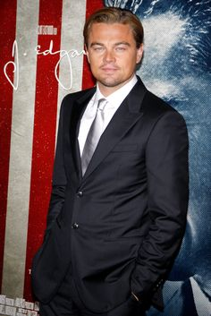 This Is Who Leonardo DiCaprio Really Takes to Every Red Carpet Event - At the J. Edgar Opening Night Gala in Hollywood, 2011.  - from InStyle.com