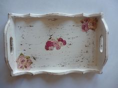 "Handmade Tray Decoration Fair Декупаж  Сайт Любителей Декупажа  Dcpgru  ""french Vintage"" № 1 Decorating Inspiration"