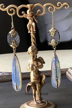 Opal LIght Earrings/ Earrings