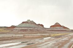 Painted Desert. Arizona