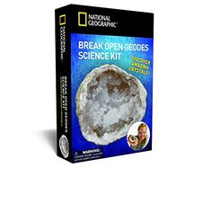 Crack Open 2 Geodes and Explore Crystals with NATIONAL GE... https://www.amazon.co.uk/dp/B016NFHJMW/ref=cm_sw_r_pi_dp_yDpHxbB7JCP0F