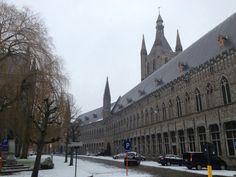 Ypres Cloth Hall 2013.  vreemde foto