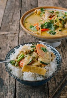 Thai Curry Recipes, Asian Recipes, Ethnic Recipes, Asian Foods, Authentic Thai Green Curry, Healthy Snacks, Healthy Recipes, Healthy Breakfasts, Eating Healthy