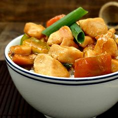 This Sweet and Sour Chicken is perfect for weeknight dinners!