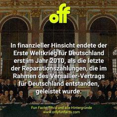42 unglaubliche Fakten über Deutschland - Nur das Beste! Julius Streicher, Random Facts, Countries, Unbelievable Facts, World War One