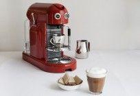 Easy coffee making with the Nespresso Umilk