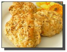 Chlebové zelné placky Savoury Baking, Mashed Potatoes, Cauliflower, Macaroni And Cheese, Bread, Vegetables, Cooking, Ethnic Recipes, Mac Cheese