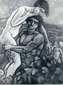 Untitled (7465) - (Francis Picabia)
