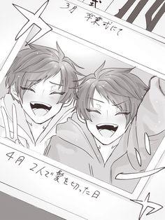 Hikaru Y Kaoru, Ouran Host Club Manga, Ouran Highschool, High School Host Club, Anime Girl Drawings, Cute Anime Character, Shoujo, Falling In Love, Anime Characters