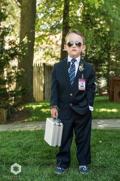 19 Dapper Ring Bearers With Way More Swag Than You