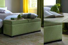 Empire Bedroom Blanket Box