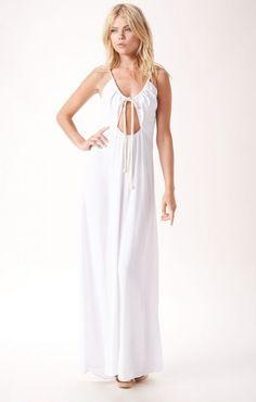 Blue Life Rope Dress on ShopStyle