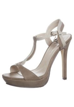 Sandali con i tacchi - beige Heeled Sandals cce8d1d9cb1