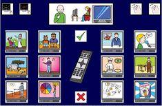 Tableros de Comunicación de 12 casillas ~ ARASAAC Blog