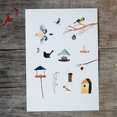 Krmení ptáčků/ plakát A4 Olaf, Advent Calendar, Snowman, Disney Characters, Fictional Characters, Holiday Decor, Poster, Advent Calenders, Snowmen