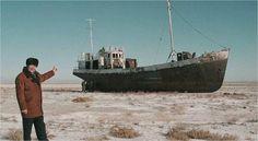 El Mar de Aral ya casi desaparece de nuestro planeta