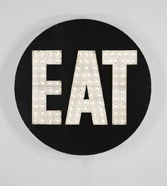 EAT Sign.