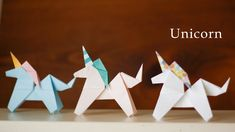 Handmade Crafts, Diy And Crafts, Crafts For Kids, Arts And Crafts, Paper Crafts, Origami Templates, Origami Easy, Japanese Art, Kids And Parenting
