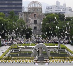 Relief After the Fate of Hiroshima