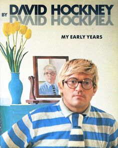 to-thecape:  My Early Years -  David Hockney1988