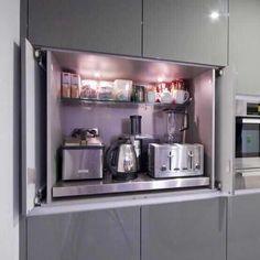 Проект флай-кухни - Реактивные хозяйки