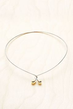This beauty is delicate, but has just the right touch of cool-girl edge.Trademark Kiss Lock Necklace, $188, available at Trademark. From: THIS Is How To Dress At Work #refinery29 http://www.refinery29.com/cool-accessories#slide-2