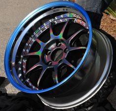 SSR Wheel 18x10.5 +18 NR SP3 in Spectrum Silver...don't like the wheel style but live the color!!