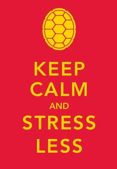 Keep Calm and Stress Less @ UMD - Libraries promoted Wellness@UMD's Keep Calm campaign during finals