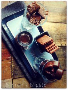 déclinaison gourmande autour du chocolat