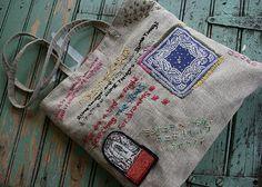 Tote Bag no 8 by Lambert