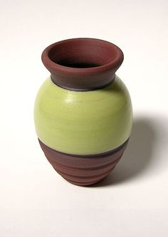 I love the ceramic work by Zuzana Licko (of Emigre fame) - I own multiple pieces.