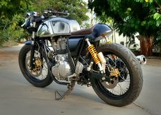Royal Enfield Continental GT ~ Redefined! | 350CC.com