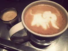 Elephant Froth