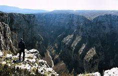 Vikos gorge   Epirus, Greece