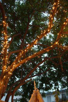 My Romantic Home: Even more mood lighting