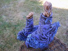PIC731/3 - gekleurdebloemenmeisjes:marjaniofestherinpowertex(beelden)