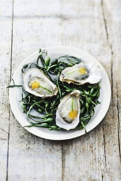.beautiful rustic food styling