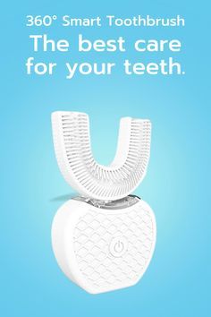Brush smarter (not harder) with this 360° intelligent automatic toothbush. Itcan quicklyclean the surface and inside of the tooth at the same time (360°), eliminate 99.99% of bacteria inside the oral cavityand provide dental health protection.Package includes an Electric toothbrush, USB Cable, USB Charger base and User Manual. Other accessories are available. Click through to see. #dentalcare #personalcare #toothbrush #oralhealth #beauty Oral Health, Dental Health, Dental Care, Other Accessories, Teeth, Charger, Manual, Cable, Surface