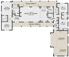 """Obtain great pointers on """"murphy bed plans queen"""". They are offered for you on our website. Garage House Plans, House Plans One Story, Barn House Plans, Ranch House Plans, Craftsman House Plans, New House Plans, Dream House Plans, Modern House Plans, Small House Plans"""