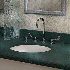 """Monterrey 8"""" Spout Lever Handle Widespread Kitchen Faucet"""
