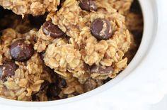 Vegan Treats: Gluten-Free Banana Peanut Butter Chocolate Chip Cookies
