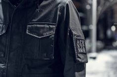 Image of wings+horns x Ace Hotel x nanamica 10th Anniversary GORE-TEX Parka