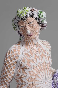 Sculpture by Joana Vasconcelos.